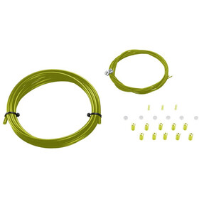 KCNC Road Brake Housing & Wire Kit, green